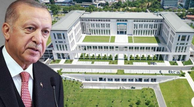 İstanbul'da dev MİT binası bugün açılıyor