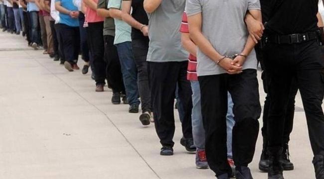 İzmir'de 46 tutuklama