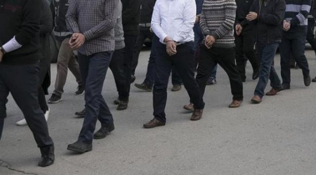 İzmir merkezli 25 ilde FETÖ operasyonu: 110 gözaltı kararı