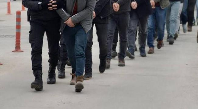 42 ilde terör operasyonu! 641 kişi gözaltına alındı