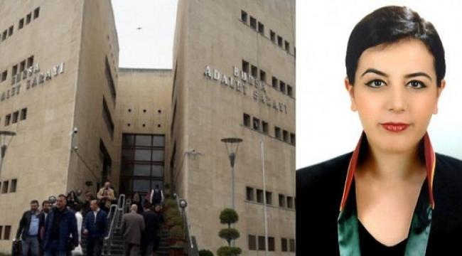 Duruşma salonunda avukata tekme atan saldırgan tutuklandı