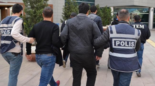 43 Gözaltı:'Banka müşterilerinin bilgilerini ele geçirip milyonluk vurgun yaptılar'