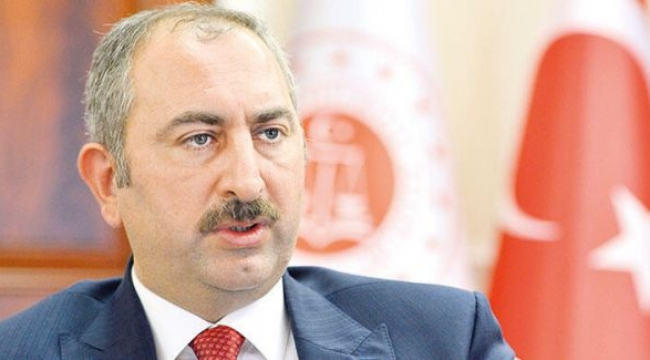 Adalet Bakanı Gül:'13 bin yeni personel alıyoruz'