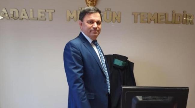 Korona yüzünden:'İzmir 9.Asliye Hukuk Mahkemesi Hakimi Ali Atay yoğun bakımda'