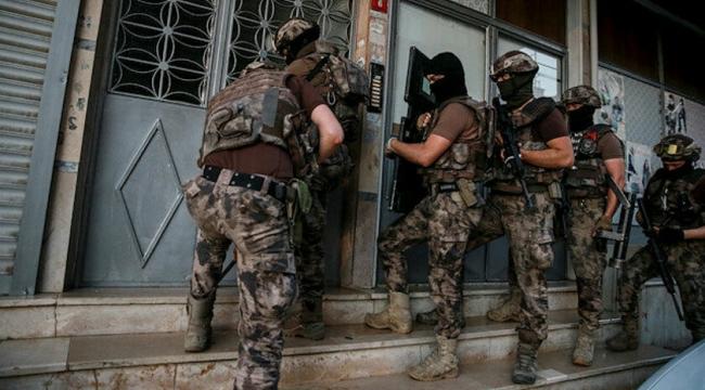 MİT ile Emniyetin ortak operasyonu:'DEAŞ'ın elebaşı Ebu Bekir El-Bağdadi'nin sağ kolu İstabul'da yakalandı'