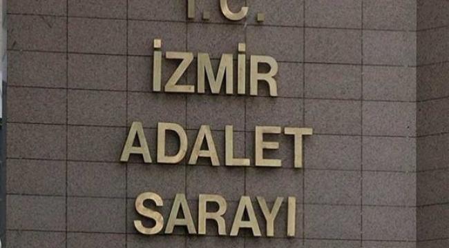 4 Kişi gözaltında:'İzmir Adliyesi dışında silah sesleri'