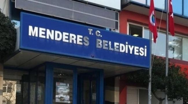Arama yapıldı:'Menderes Belediyesi'ne Polis Baskını'