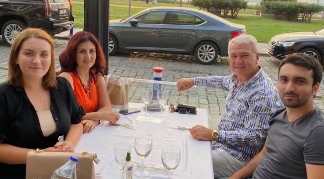Mahkeme başkanı Akbaş'tan 'SAVCI' oğlunu duygulandıran paylaşım
