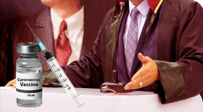Tüm avukatlar aşı olabilecek