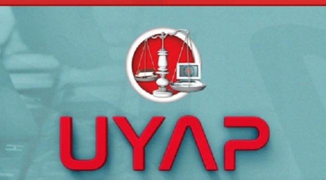 UYAP sistemine güncelleme ile yeni özellikler eklendi