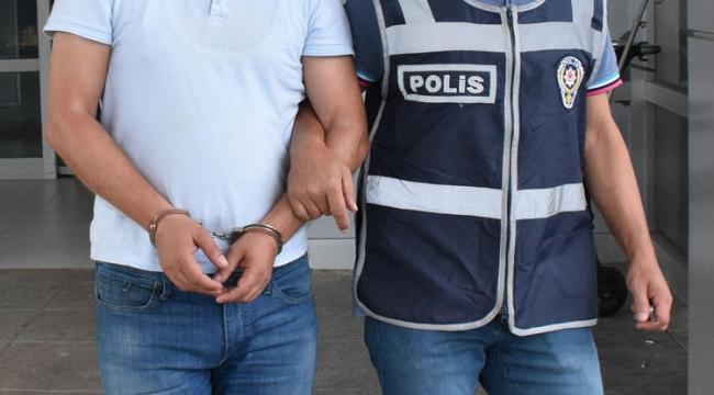Zabıt katibi ve infaz koruma memuru gözaltına alındı